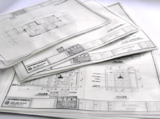 CAD出图硫酸纸